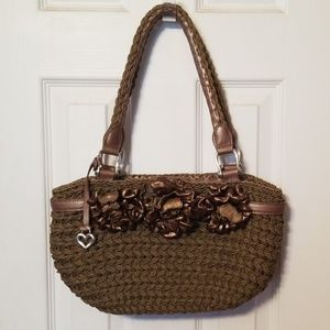 Brighton braided Handbag